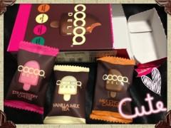 朝比奈ゆうひ 公式ブログ/アイスクリーム味のチョコ♪ 画像1