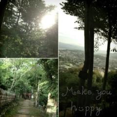 朝比奈ゆうひ 公式ブログ/京都の自然(・ω・) 画像1