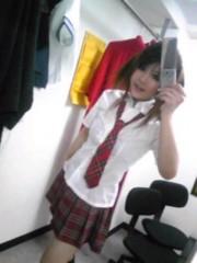 朝比奈ゆうひ 公式ブログ/ ゆうひ、制服を着る( *бωб) 画像3