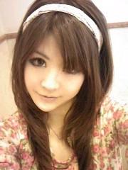 朝比奈ゆうひ 公式ブログ/髪型の 写メアップ( *бωб) 画像1