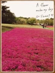 朝比奈ゆうひ 公式ブログ/富士芝祭り♪( ´▽`) 画像1