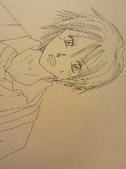 朝比奈ゆうひ 公式ブログ/ 漫画描いてます(゜.゜) 画像3