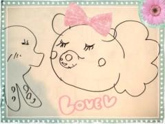 朝比奈ゆうひ 公式ブログ/今日のラクガキコーナー☆ 画像1
