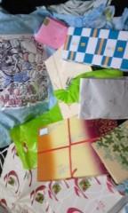 朝比奈ゆうひ 公式ブログ/ たくさんお土産(?)ありがとうございました! 画像1