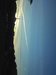 朝比奈ゆうひ 公式ブログ/飛行機雲⊂(*^ω^*)⊃ 画像1