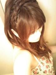 朝比奈ゆうひ 公式ブログ/ 今日の髪型( *бωб) 画像1