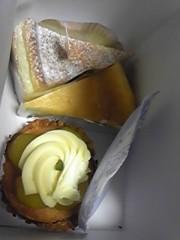 朝比奈ゆうひ 公式ブログ/ チーズケーキ祭り(*´艸`*) 画像1