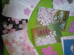 朝比奈ゆうひ 公式ブログ/春の匂い 画像1