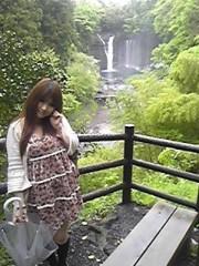 朝比奈ゆうひ 公式ブログ/ 白糸の滝に行きました⊂(*^ω^*)⊃ 画像1