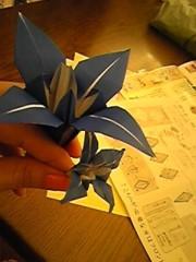 朝比奈ゆうひ 公式ブログ/ 折り紙に苦戦するゆうひ⊂(*^ω^*)⊃ 画像3