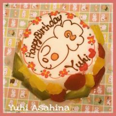 朝比奈ゆうひ 公式ブログ/ゆひゆひ王国ケーキ 画像1