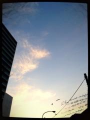 朝比奈ゆうひ プライベート画像/ゆうひが観た景色 夕焼け