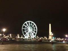 朝比奈ゆうひ 公式ブログ/パリの夜景♪ 画像3