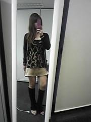朝比奈ゆうひ 公式ブログ/ 今日のファッション( *бωб) 画像2