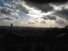 朝比奈ゆうひ プライベート画像/ゆうひが観た景色 天空