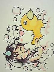 朝比奈ゆうひ 公式ブログ/ 漫画の原稿( *бωб) 画像3