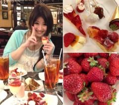 朝比奈ゆうひ 公式ブログ/苺だらけ♪( ´θ`)ノ 画像1