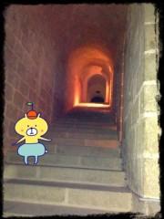 朝比奈ゆうひ 公式ブログ/秘密の洞窟(・ω・) 画像1