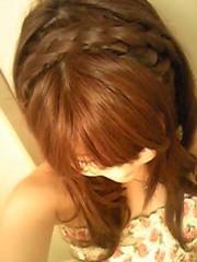 朝比奈ゆうひ 公式ブログ/ 今日の髪型( *бωб) 画像2