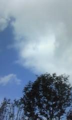 朝比奈ゆうひ 公式ブログ/今日のゆうひの近所の空♪ 画像1