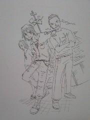 朝比奈ゆうひ 公式ブログ/漫画終わりました! 画像1