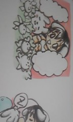 朝比奈ゆうひ 公式ブログ/漫画を描いてました 画像1