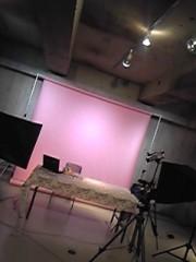 朝比奈ゆうひ 公式ブログ/ 今日のスタジオはバレンタイン風♪ 画像2