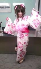 朝比奈ゆうひ 公式ブログ/どの浴衣が好きですか? 画像2