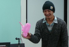 朝比奈ゆうひ 公式ブログ/ 風船で2号が完成?(・ つ  ) 画像1