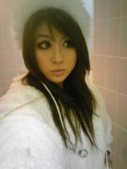 朝比奈ゆうひ 公式ブログ/白いふわふわ 私服( *бωб) 画像1