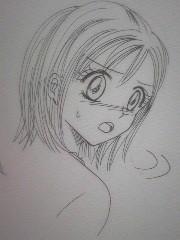 朝比奈ゆうひ 公式ブログ/ 漫画描いてます(゜.゜) 画像2