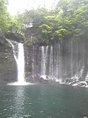 朝比奈ゆうひ 公式ブログ/ 白糸の滝に行きました⊂(*^ω^*)⊃ 画像3