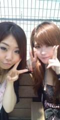 朝比奈ゆうひ 公式ブログ/ 2人で自主練♪&テレビの情報⊂(*^ω^*)⊃ 画像1