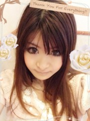 朝比奈ゆうひ 公式ブログ/髪の色\(//∇//)\ 画像1
