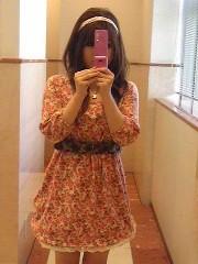 朝比奈ゆうひ 公式ブログ/私服です( *бωб) 画像1