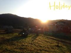 朝比奈ゆうひ 公式ブログ/田舎の夕方 画像1