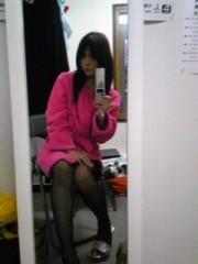 朝比奈ゆうひ 公式ブログ/ ピンクのバスローブ( *бωб) 画像1