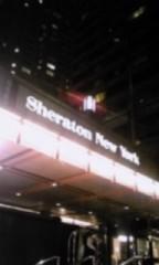朝比奈ゆうひ 公式ブログ/ リムジン登場!ニューヨークツアー( *бωб)後編 画像1