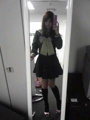 朝比奈ゆうひ 公式ブログ/◆衣装◆セーラー服 画像2