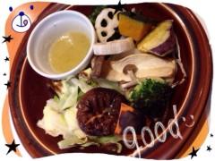 朝比奈ゆうひ 公式ブログ/秋の野菜てんこもり♪( ´▽`) 画像1