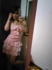 朝比奈ゆうひ 公式ブログ/ ゆうひ、ミニドレスを着る( *бωб) 画像2