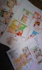 朝比奈ゆうひ プライベート画像 81〜100件/ゆひゆひの森 漫画原稿