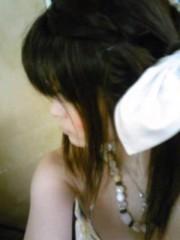 朝比奈ゆうひ 公式ブログ/髪型アレンジ-ストレート- 画像2