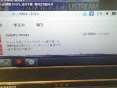 朝比奈ゆうひ 公式ブログ/最高記録が出ました! 画像1