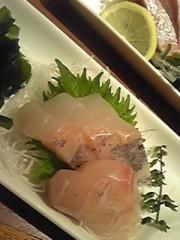 朝比奈ゆうひ 公式ブログ/旬のお刺身♪♪ 画像1
