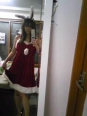 朝比奈ゆうひ プライベート画像/私服や衣装 サンタ衣装♪