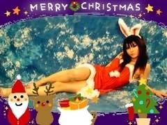 朝比奈ゆうひ 公式ブログ/クリスマスカード第一弾 画像2