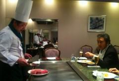 松方弘樹 公式ブログ/見島牛のステーキ 画像2