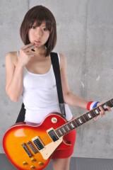 伯姫楓 公式ブログ/ぎーた! 画像2