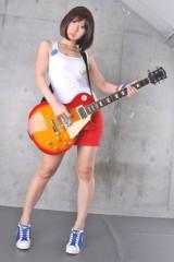 伯姫楓 公式ブログ/ぎーた! 画像1